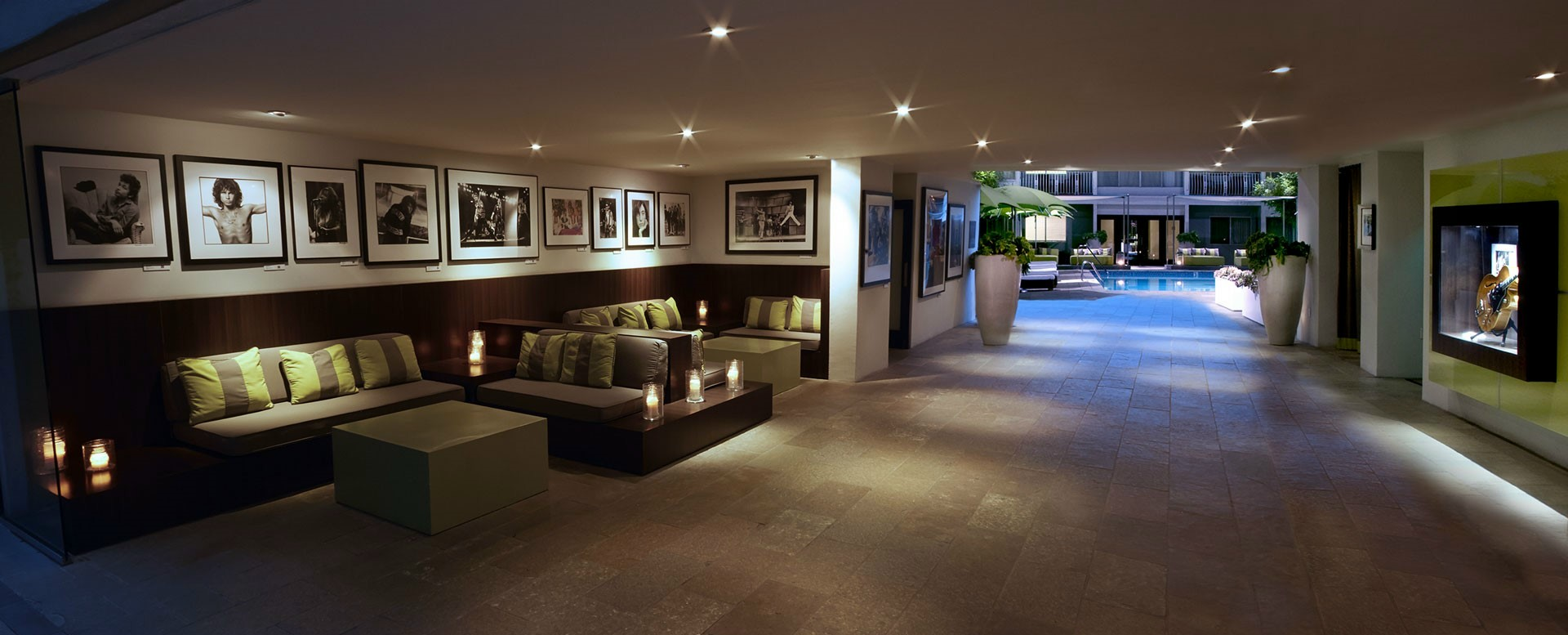 Sunset Marquis Hotel - Lobby